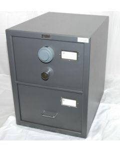 CMI Class B 2 Drawer Filing Cabinets Model G-CB2