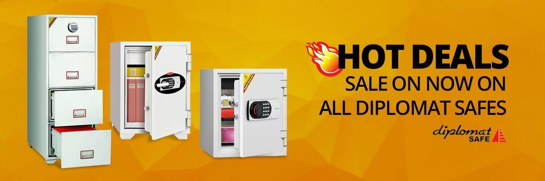 Buy safe Australia, Hot deals sale on now on all diplomat safes