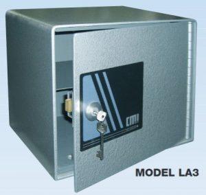 CMI Lockaway Pistol Safes LA3
